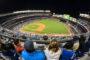Yankee Stadium in Fisheye
