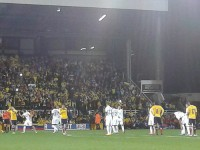 Craven Cottage Colombia vs. USA